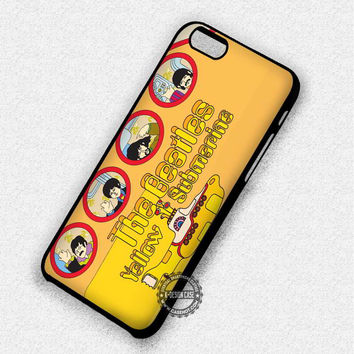 Yellow Submarine - iPhone 7 6 Plus 5c 5s SE Cases & Covers