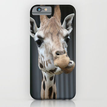 Deep thinking iPhone & iPod Case by abeerhassan