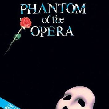 Phantom of the Opera: Piano/Vocal Selections (Melody in the Piano Part), Souvenier Edition