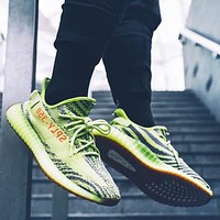 Adidas New Fashion Running Couple Yeezy 550 Boost 350 V2 Trending Personality Leisure Sport Sneakers Running Shoes