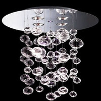 Murano Due Ether S 90 Glass Drop Chandelier
