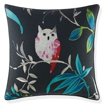 kate spade new york owl accent pillow | Nordstrom