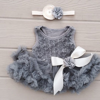 Petti skirt. Baby pettiskirt. Baby tutu dress. Lace petti. Baby girl first birthday outfit. Birthday tutu. Cake smash outfit. 2 piece set