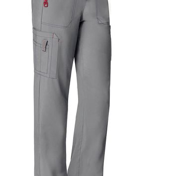 CROSS-FLEX by Carhartt Women's Boot Cut Cargo Scrub Pant