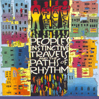 A Tribe Called Quest People's Instinctive Travels And The Paths Of Rhythm Lp Vinyl One Size For Men 25057595001