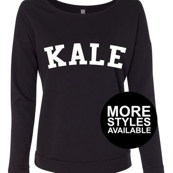 Kale, Funny Graphic Tee