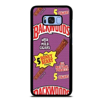 ONLY BACKWOODS CIGARS Samsung Galaxy S8 Plus  Case
