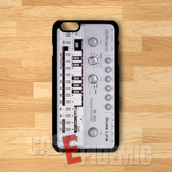 Roland TB-303 Acid-1n11 for iPhone 6S case, iPhone 5s case, iPhone 6 case, iPhone 4S, Samsung S6 Edge