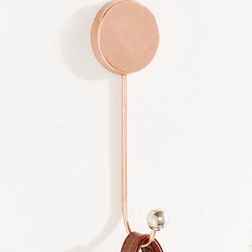 Lisette Single Wall Hook | Urban Outfitters