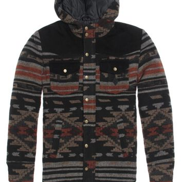 Lira Tribe Jacket - Mens Jacket - Multi Color