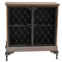 Crestview Collection Crestview Orleans 2-Door Cabinet