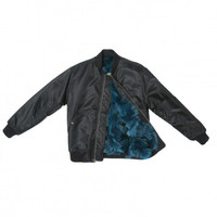 ORIGINAL FIT NEW YORK BOMBER JACKET WITH FUR