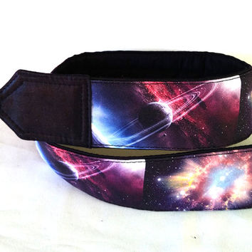 Gift For Him. Galaxy  Camera Strap. Mens Gift. Cosmos Camera Strap. Stars Camera Strap. Accessories