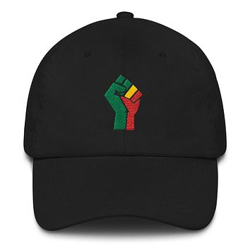 Power Fist - Dad Hat