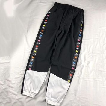 ADIDAS Woman Men Fashion Sport Running Pants Trousers Sweatpants