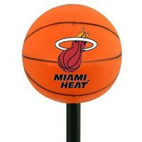 ATOPR. MIAMI HEAT ANTENNA TOPPER