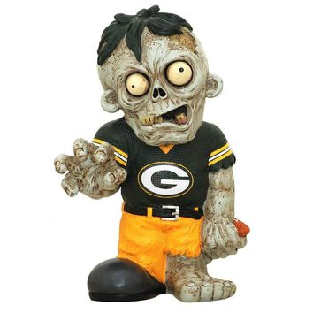 Green Bay Packers End Zone 9-Inch Team Zombie