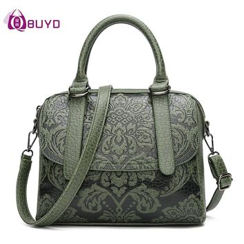 Women's Shoulder Bags Leather Fashion Totes Bag Brand Designer Ladies Handbag For Women Leather Handbags Totes Bolso Muje Clutch
