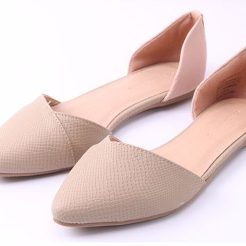 Classy Stylish Work Casual Flats