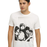 The Beatles Tambourine Band Photo T-Shirt