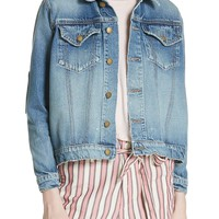 THE GREAT. The Boxy Jean Jacket | Nordstrom