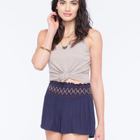 Full Tilt Essential Womens Ribbed Tank Taupe  In Sizes