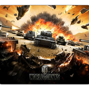 New War Battles World of Tanks Game Mousepad Mouse Pad Mat