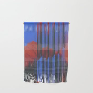 Sunset Melodic Wall Hanging by duckyb