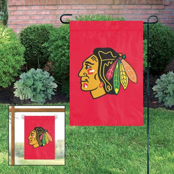 NHL Team GARDEN/WINDOW FLAG