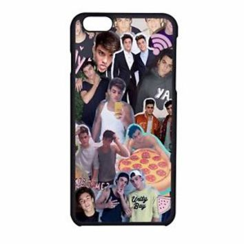 New Dolan Twin Collection Fit Hard Case For iPhone 6 6s 7 8 Plus X Cover +