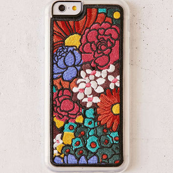 Zero Gravity Woodstock Embroidered iPhone 6/6s Case - Urban Outfitters