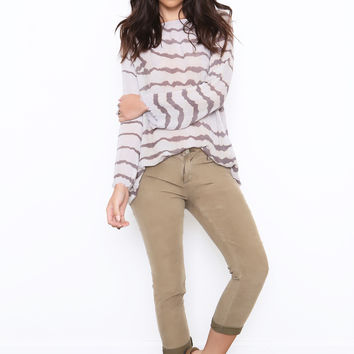 Cord Roller Skinny by Free People