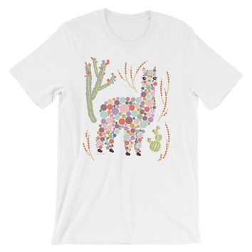 Llama Shirt Alpaca Tshirt Graphic Tee - Shipping Included