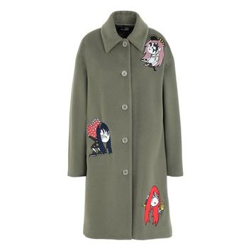 Love Moschino Women Coat | Moschino.com