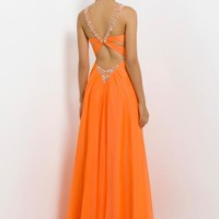 Blush 9749 at Prom Dress Shop