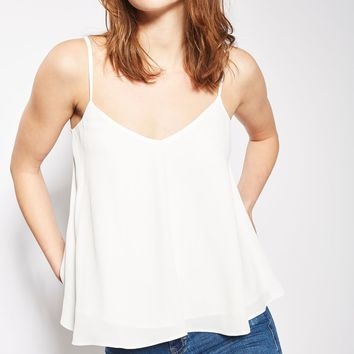 Rouleau Swing Camisole Top | Topshop