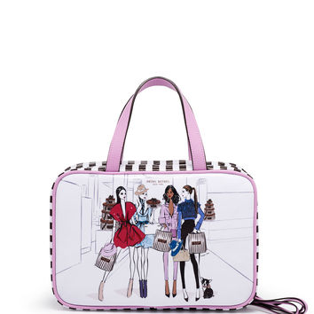 Runway Girls Large Hanging Weekender