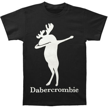Stay Sick Clothing Men's  Dabercrombie T-shirt Black