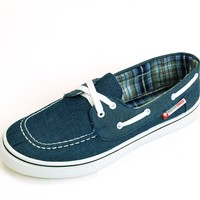Alpine Swiss Men's Antigua Boat Shoes