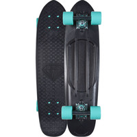 Diamond Supply Co. Diamond Life Cruiser Skateboard Black One Size For Men 23627510001