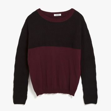 Charmaine Detail Knit Sweater