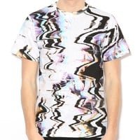 The Hundreds Scrambled Tee Multi | Free UK Shipping and Returns