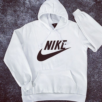 """NIKE"" Fashion Print Hoodie Top Sweater Sweatshirt Coat"