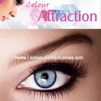 Color Attraction Contact Lenses