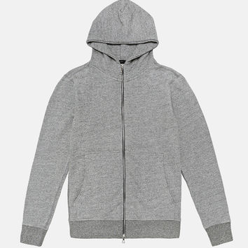 Flash Dual Fullzip / Mix Grey
