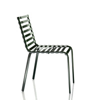 Striped Sedia by Ronan and Erwan Bouroullec
