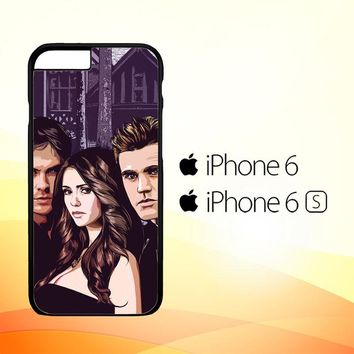 Vampire diaries Y0995 iPhone 6|6S Case