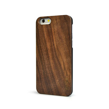 Wood iPhone 6 Case - Walnut Wood iPhone 6 Case - CBW6