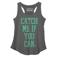 Junior's Catch Me If You Can Graphic Tank