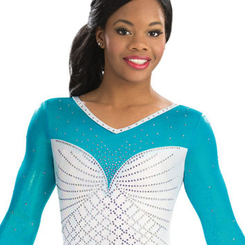 Timeless Contour Gymnastics Leotard from GK Elite